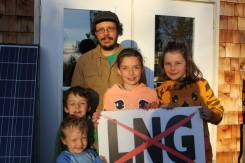 darren and kids