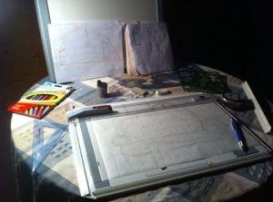 designing!